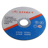 Mpa Approved Abrasive Tool T42 Cutting Wheel/ Grinding Wheel (100X3X16mm)