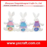 Easter Decoration (ZY14C907-1-2-3 32CM) Easter Bunny Bag Gift Ornament Craft