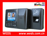 Biometrics Time Attendance with 3.5'' LCD & HD Camera