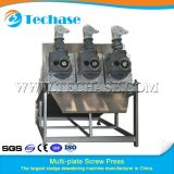 Multi-Plate Screw Press Sewage Treatment Device for Garbage Proposal Better Than Belt Press