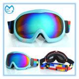 Blue Coating OTG Polarized Eyewear Snowboarding Goggles