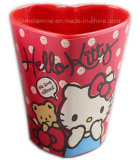 Two Tone Melamine Cup with Logo (CP7226)