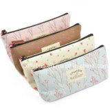 Pastorable Canvas Pencil Bag Pencil Case Cloth Cosmetic Bag