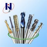 Solid Carbide Cutter End Mill Machine Tools Accessories