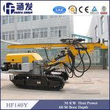 Hf140y Hydraulic Crawler Mounted Small Anchor Drilling Rig