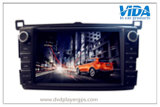 Double DIN Car MP4 Player with GPS for Toyota RAV4