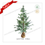 H40-140cm Christmas Decoration Garden Ornament Artificial Plastic Home Decoration