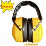 Sound Proof Earmuffs Plastic, Safety Working Industrial Earmuff