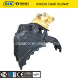 Strong Hydraulic Rotary Scrap Grapple Bucket for 30tons Excavator