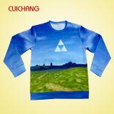 Promotional Custom Sublimated Swatshirt Fashion Team Jumper Sweater Shirts
