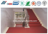 Simple Construction Seamless Roll Coating Flooring for School Passageway