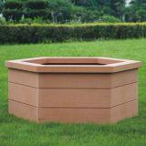 High Quanlity Wood Plastic Composite /WPC Flower Box970*846*463