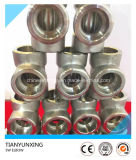 Stainless Steel F306L Cl3000 Socket Weld Forged Elbow