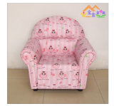 Cartoon Pattern Leather Children Furniture/Kids Sofa/Baby Chair (SXBB-01-15)