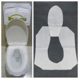 Eco-Friendly 1/2 Fold Disposable Paper Toilet Seat Covers