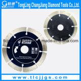 Segmented Dry Cutting Diamond Saw Blade