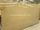 Gold Sand G682 Yellow Granite for Paving Stone and Countertop