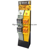 Hot! ! ! Foldable Corrugated Exhibition Promotional Paper Display Stand