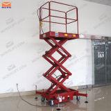 300kg Small Scissor Lift for Maintenance