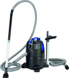 310-35L 1200-1600W Plastic Tank Wet Dry Vacuum Cleaner Pond Cleaner with or Without Socket