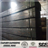 Hot Sale Cr Black Annealed Square Tubing Export Iraq Market