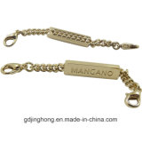 High Quality Zinc Alloy Metal Chain for Bags for Hangbags