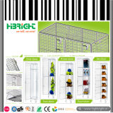 High Quality Zinc Plated Wire Mesh Lockers for Changing Room