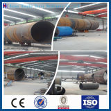 High Efficient Coconut Shell Dryer Machine Production Line