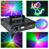 RGB Full Color 1W Stage Laser Light (L1456RGB)