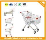 Supermarket Wire Basket Cart, Convenience Carts, Shopping Carts