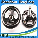 Bakelite Handwheel for Many Kinds of Machine