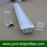 U Shape Recessed LED Aluminum Profile for LED Tape Light