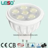 Standard Size 400lm Dimmable MR16 LED Spot Light (LS-S505-MR16-ED-EWWD/EWD)