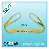 3t*5m Double Eye Webbing Sling Safety Factor 6: 1