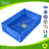Foldable Plastic Transport Crate for Auto Industry