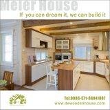 2015 Hot Sell Prefab Villa Kitchen Interior Design