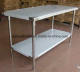 Custom Stainless Steel Work Table