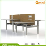 New Height Adjustable Table with Workstaton (OM-AD-032)