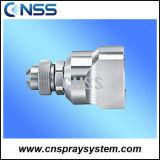 Back Connect Air Atomizing Nozzle Air Gun
