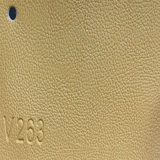 Fashionable PVC PU Synthetic Microfiber Leather for Sofa (HS-QF15)