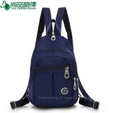 Popular Double Shoulder Satchel Fashion Daily Custom Lady Backpack