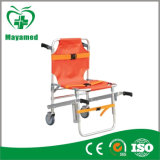 Maya China First-Aid Devices Aluminum Alloy Folding Stair Stretcher