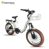 "20"" Foldable Fat Tire Electric Bicycle"