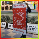 Outdoor Hanging Scroll Banner Printing for Supermarket Display and Decoration (TJ-02)