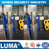 Stainless Steel Hydraulic Lighting Bollard for Security/Parking/Safety Roadway