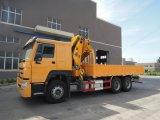 HOWO Truck 6*4 25tons Mounted Crane Truck Mounted Crane
