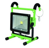 PRO 30W Rechargeable 8hrs Burning Time Floodlight with Hook