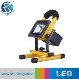 Gules Portable Emergency Rechargeable Work 10W 20W 30W 50W LED Flood Light