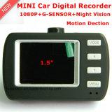 "2017 Sale 1.5"" 1080P Car Black Box with 5.0mega Digital Recorder, Motion Dection Car Camera, Dash Camcorder DVR-1520"