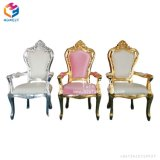Top Quality Popular Wedding Throne King and Queen Luxury Chair Hly-Sf114